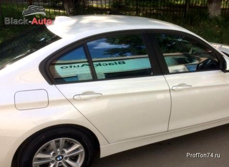 Тонировка авто в Челябинске. Цены снижены!